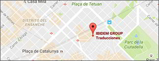 Ibidem Group. Agencia de traduccion. Oficinas en Barcelona