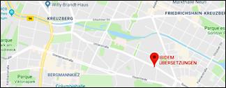 Ibidem Group. Übersetzungsagentur. Niederlassung in Deutschland, Berlin