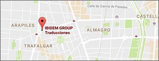 Ibidem Group. Agencia de traduccion. Oficinas en Madrid