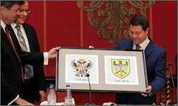 Ibidem traduit divers accords européeens pour la mairie de Mollet del vallés.