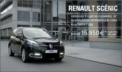 Ibidem translates the last 2017 advertising campaign of Renault Dacia and Scenic From french into Spanish