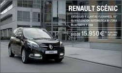 Ibidem traduit la dernière campagne de pub de Renault Dacia et Scenic du Français vers l'Espagnol