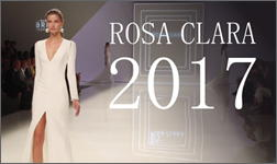 Ibidem traduit vers l'Anglais la collection de robes de mariage 2017 de Rosa Clarà