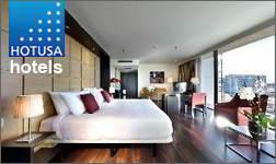 L'agència Ibidem Group col·labora amb la cadena hotelera Hotusa traduint a Portuguès pels seus hotels a Portugal.