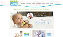 Ibidem tradueix la web i els catàlegs de Saro Baby a Italià.